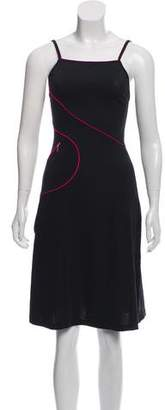Chanel Sleeveless Knee-Length Dress