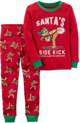 Carter's Holiday 2 Piece Pajama Set - Baby