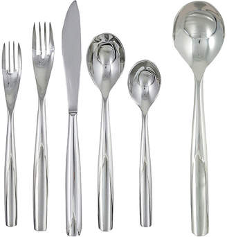 Gingko International Charlie 42-pc. 18/10 Stainless Steel Flatware Set