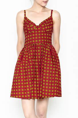 Royal Jelly Harlem Angeline Slip Dress