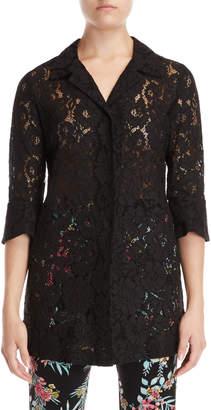 Gaudi' Gaudi Black Lace Jacket