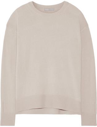 Vince - Cashmere Sweater - Beige $320 thestylecure.com