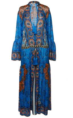 Etro Saffron Dress $5,185 thestylecure.com