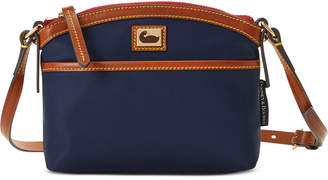 Dooney & Bourke Nylon Domed Crossbody