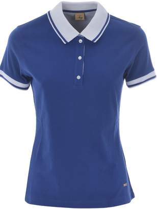 Fay Fitted Polo Shirt