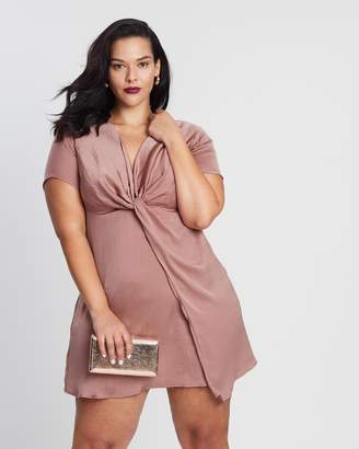 ICONIC EXCLUSIVE - Sugar Knot Dress