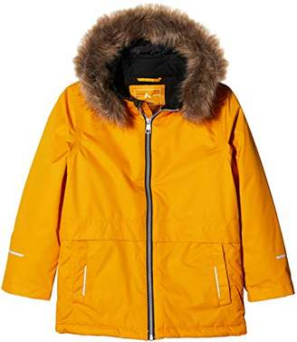 Name It Boy's Nkmsnow08 Jacket Solid Fo, Blue Sky Captain