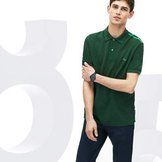 Lacoste Men's L.12.12 Limited Edition 85th Anniversary Wool Pique Polo