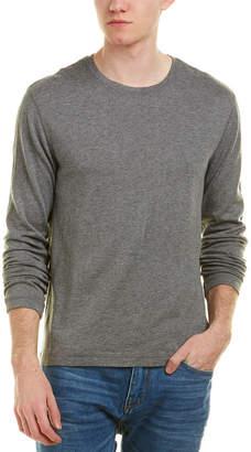 Vince Knit Cashmere-Blend T-Shirt
