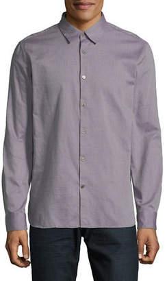 John Varvatos Mayfield Cotton Sport Shirt
