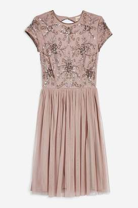 Topshop **Nemesis Dress by LACE