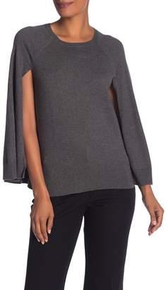 Trina Turk Fern Dell Long Sleeve Knit Sweater
