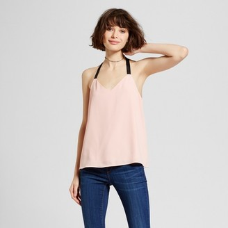 Eclair Women's Lace Back Detail Slip Tank $34.99 thestylecure.com