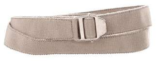 Paule Ka Thin Grosgrain Belt