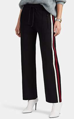 Etoile Isabel Marant Women's Dobbs Striped Track Pants - Black