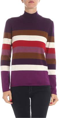 Altea Stripe Knit Pullover