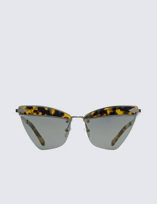 68a3a41e0300 Karen Walker Sadie Sunglasses - ShopStyle