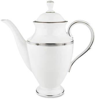 Lenox Westerly Platinum 40 oz. Coffeepot