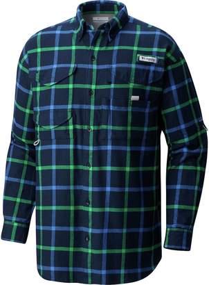 Columbia Bonehead Flannel Long-Sleeve Shirt - Men's