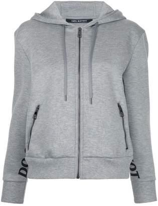 Neil Barrett zip hoodie