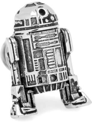 """Cufflinks Inc. Cufflinks, Inc. """"Star Wars"""" 3D R2D2 Lapel Pin"""