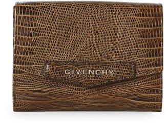 Givenchy Olive Antigona Leather Wallet
