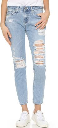 AG Beau Jeans $255 thestylecure.com