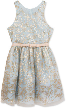 Rare Editions Sequin-Detail Special Occasion Dress, Toddler & Little Girls (2T-6X) $74 thestylecure.com
