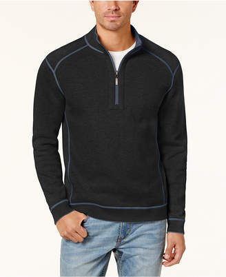 Tommy Bahama Men Reversible Flip-Side Classic Sweatshirt