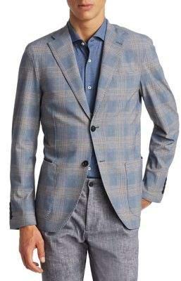 Saks Fifth Avenue x Traiano Fresco Blazer Jacket