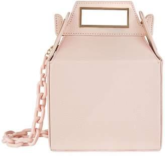 Pop & Suki Leather Takeout Bag