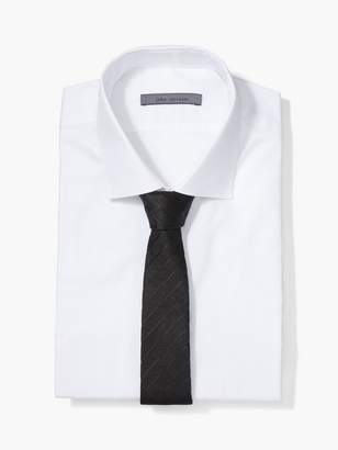 John Varvatos Skinny Striped Tie