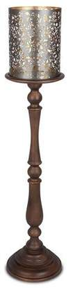 """GG Collection G G Collection Wooden Candle Holder, 50""""T"""