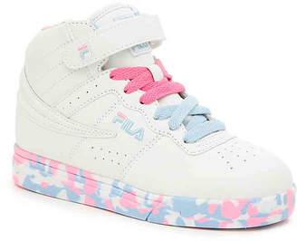 5a3c576d041d Fila Vulc 3 Mashup Toddler   Youth High-Top Sneaker - Girl s
