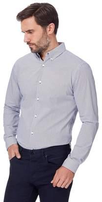 J by Jasper Conran White And Black Printed Shirt