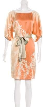 Diane von Furstenberg Deena Silk Dress