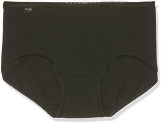 753917736b9c at Amazon.co.uk · Sloggi Women's 24/7 Cotton MD3P Boxer Briefs, White  (WHITE), ...