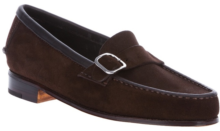 Guido 'mocasines' suede loafer