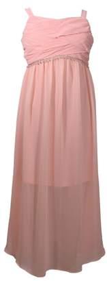Iris & Ivy Sleeveless Chiffon Dress