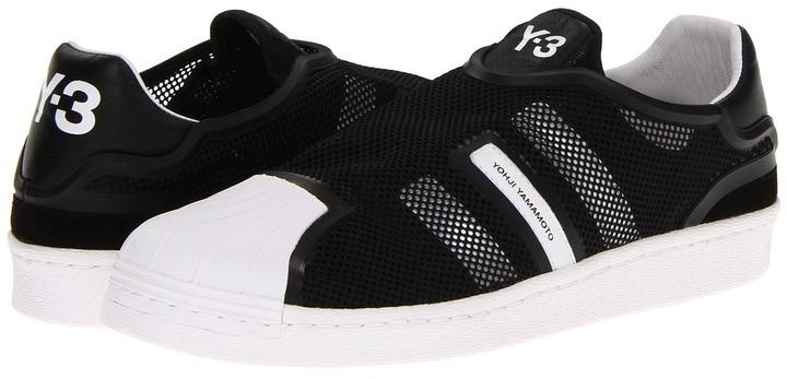 Yohji Yamamoto X Low (Black/Running White/Black) - Footwear