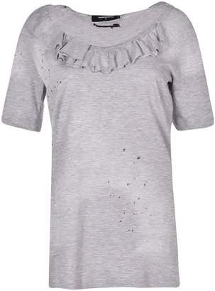 DSQUARED2 Ruffled T-shirt