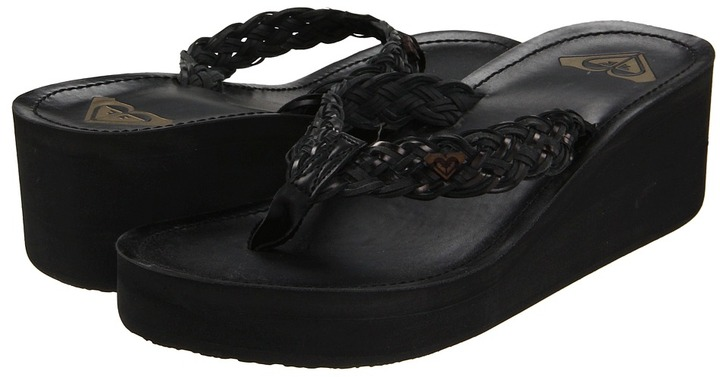 Roxy Mirage (Black) - Footwear
