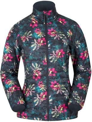 Warehouse Mountain Spring Time Womens Jacket - Ladies Summer Coat