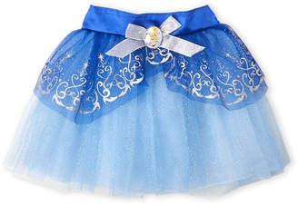 Disney Kids) Cinderella Sparkle Tutu Costume