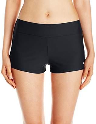 Next Women's Good Karma Jump Start Swim Short Bikini Bottom $9.82 thestylecure.com
