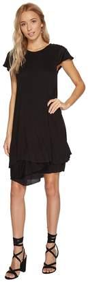 Kensie Sheer Viscose Dress KS8K940S Women's Dress