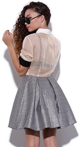 Cameo Shelter Short Sleeve Dress