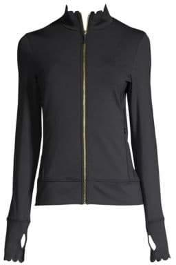 Kate Spade Scalloped Jacket