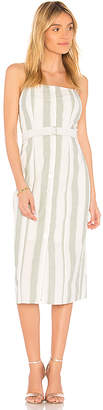 The Fifth Label Poetic Stripe Dress