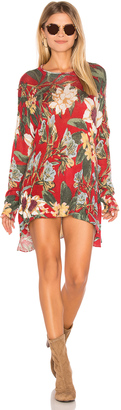 Show Me Your Mumu Bonfire Sweater Dress $146 thestylecure.com